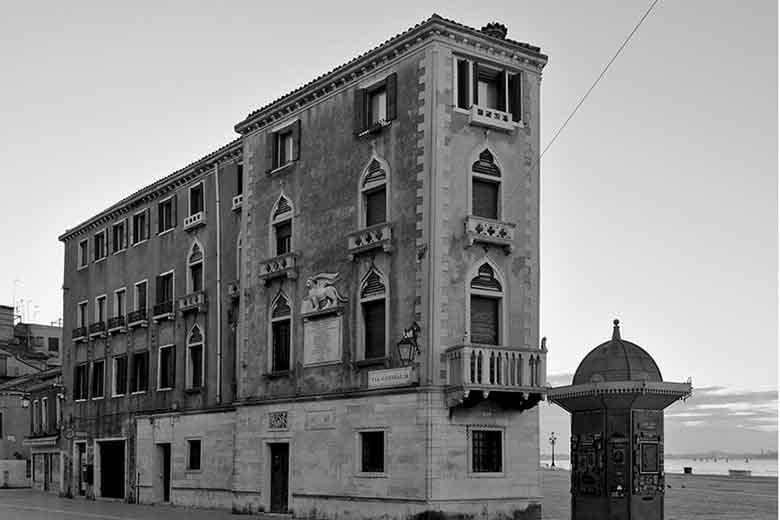 Castello, Via Garibaldi, 2015. Venice Urban Photo Project / Mario Peliti