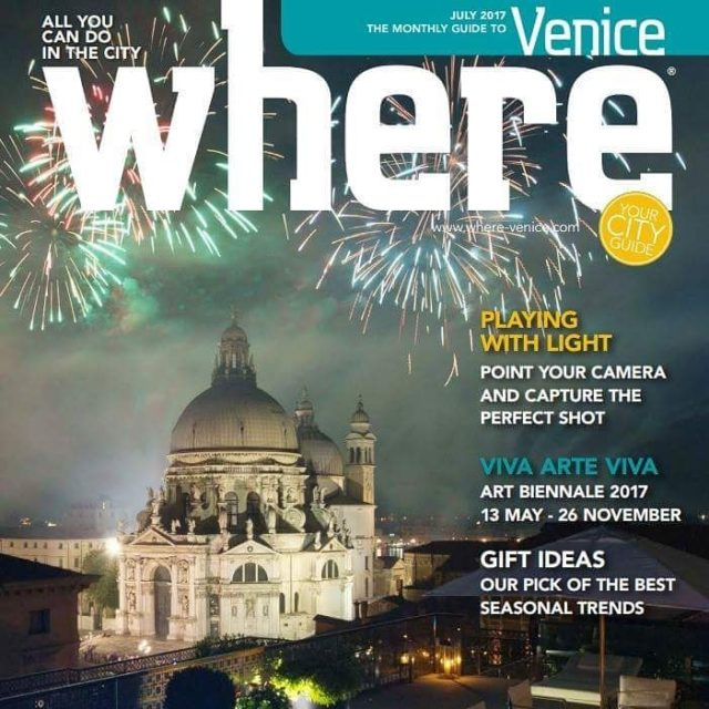 June17 issue printed and delivered to Venices best hotels likehellip
