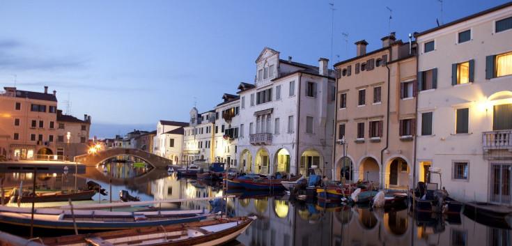 chioggia cities near venice