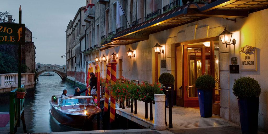 Baglioni Hotel Luna Exterior