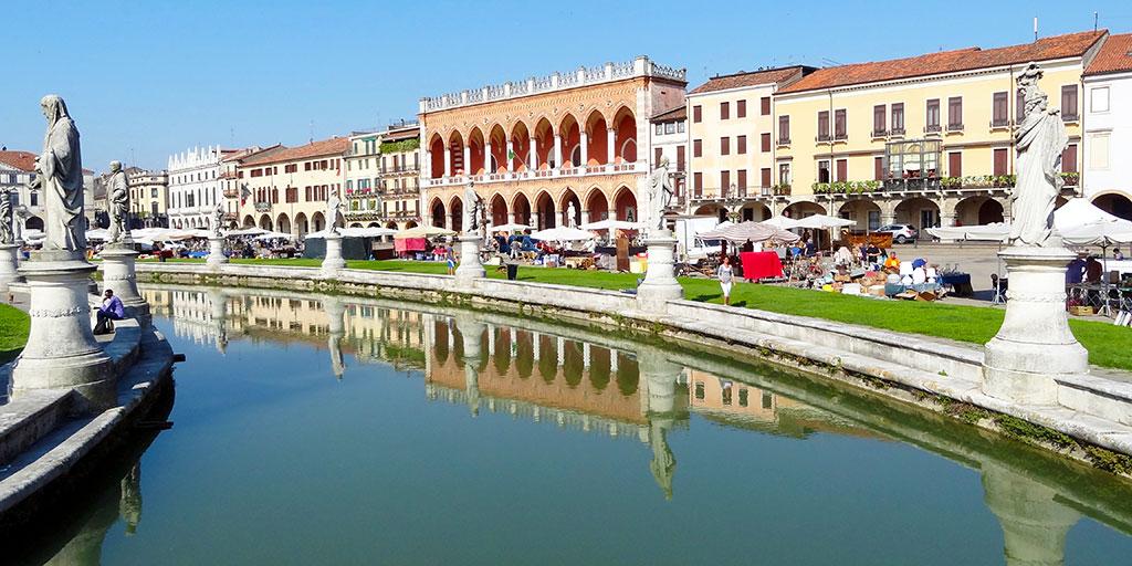 Padova near Venice