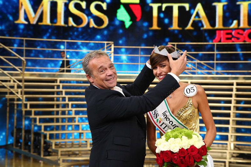 Miss Italy 2015: Alice Sabatini