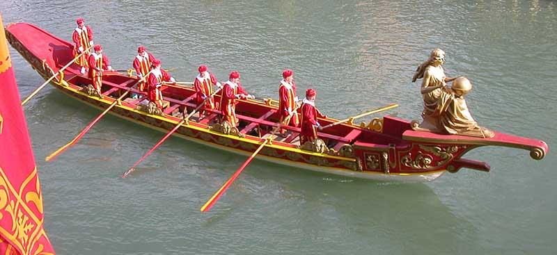 regata storica venice
