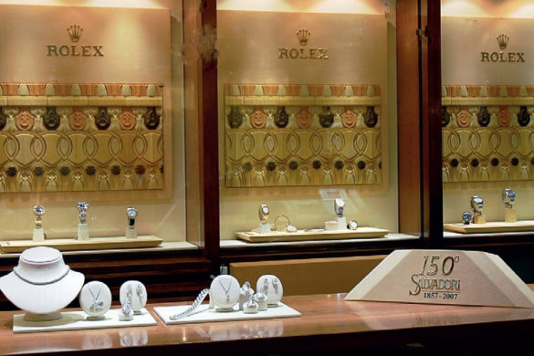 Salvadori: Rolex retailer in Venice - photo credits: www.Italiastraordinaria.it
