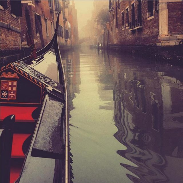 Autumn in Venice means misty landscapes and changes in colourshellip
