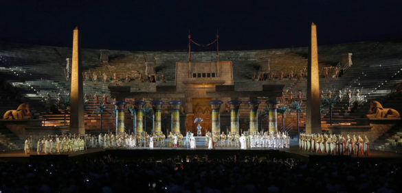 Aida at Verona Arena (C) Photo Ennevi