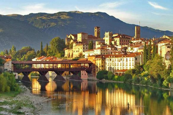 Bassano del Grappa, photo credits Museshare under c.c 3.0 licence