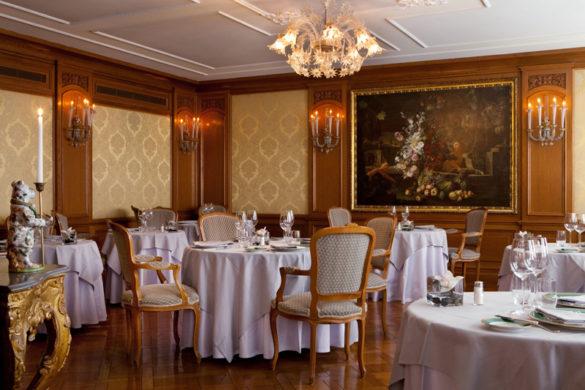 Canova Restaurant at Baglioni Hotel Luna