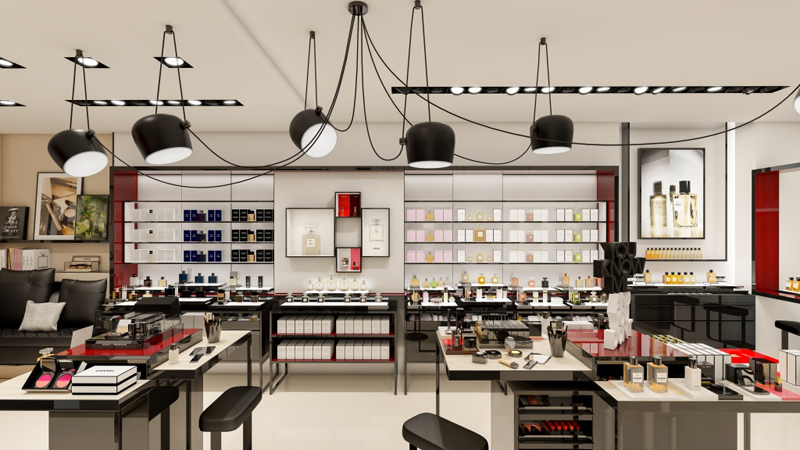 Chanel to open its standalone beauty boutique in san marco for Chanel milano boutique