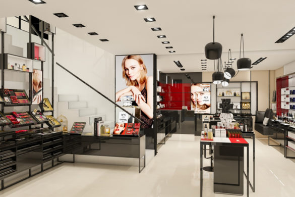 Chanel to Open its Standalone Beauty Boutique in San Marco