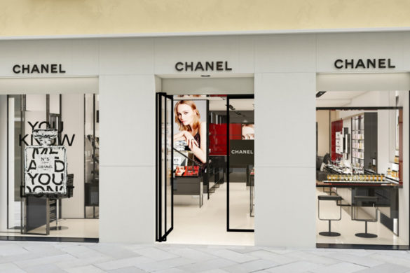 Chanel F&B Venice Boutique facade