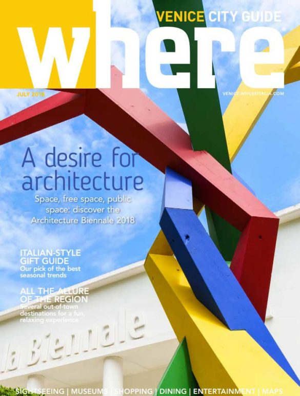 Cover of Where Venice - n3. 23 July
