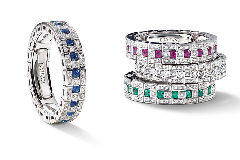 Belle Epoque collection by Damiani