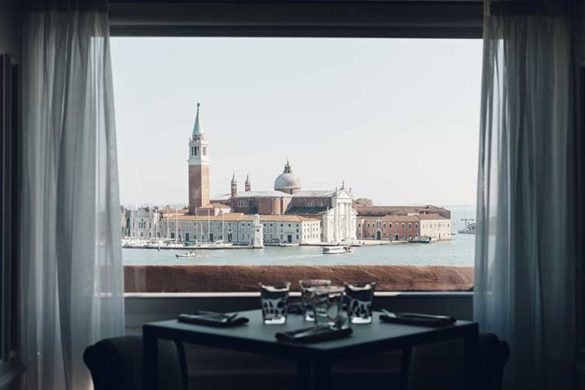 Dining In San Marco Where Venice