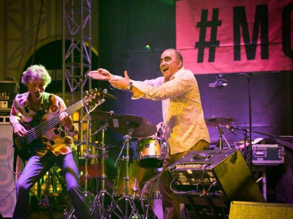 Elio e le storie tese live - 2016- #ModaMusica music festival at Noventa di Piave Designer Outlet