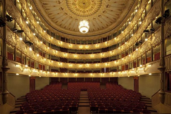 The Goldoni Theatre
