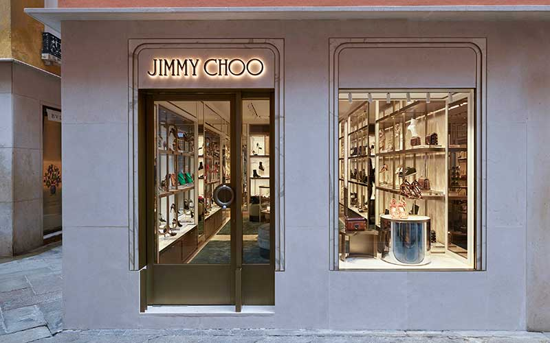 Jimmy Choo Venice San Marco Façade
