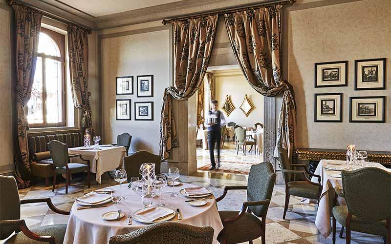 Acquerello restaurant c/o San Clemente Palace Kempinski