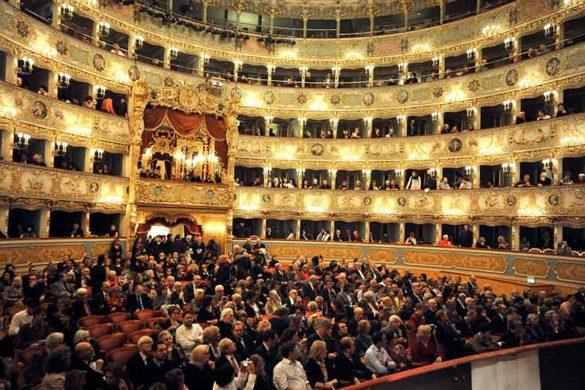 Concerts La Fenice photo credits Michele Crosera