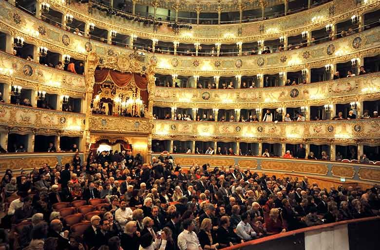 Concerts La Fenice photo credits Michele Crosera