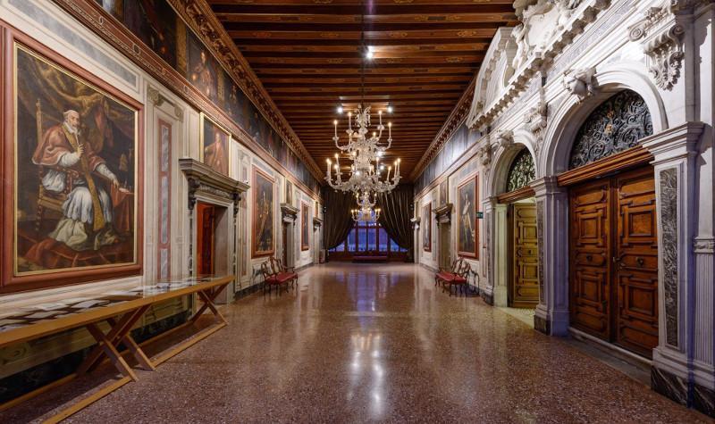 Palazzo Mocenigo Venice