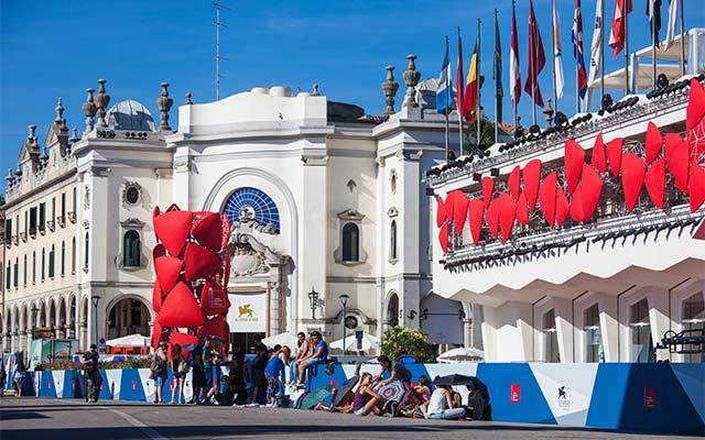 Palazzo del Cinema, photo credits Shutterstock