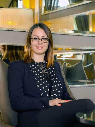 Erika Bello, PR & Communication Manager