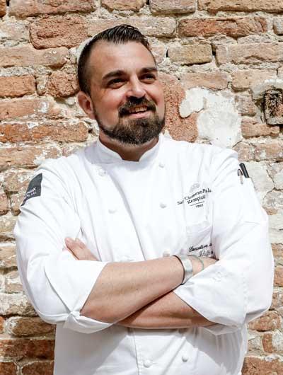 Giorgio Schifferegger, Executive Chef San Clemente Palace Kempinski