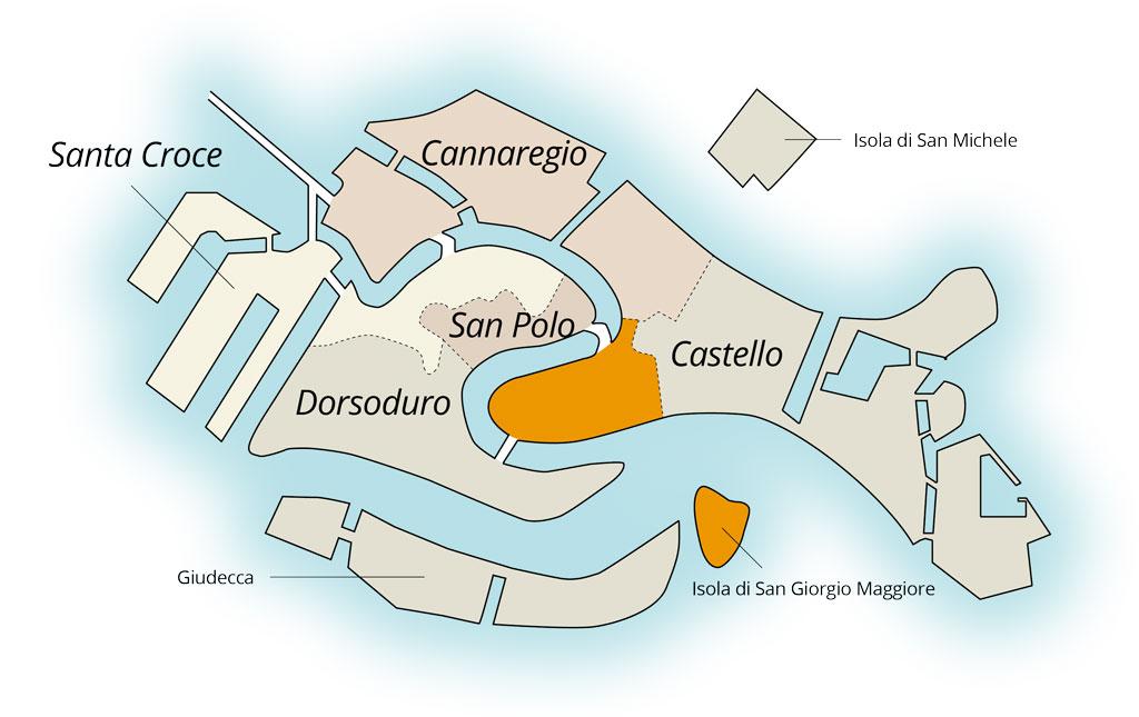 Sestieri San Marco