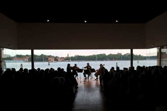 Concerts of Classical Music with a Lagoon View: Lo Squero