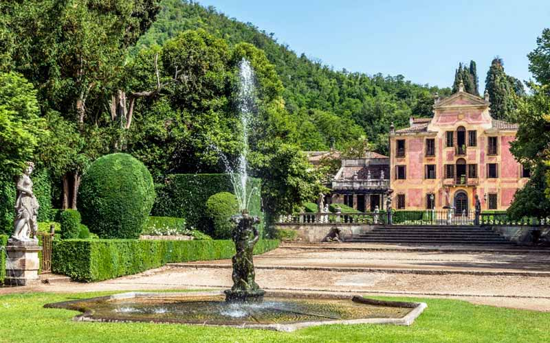 The Monumental Garden of Valsanzibio