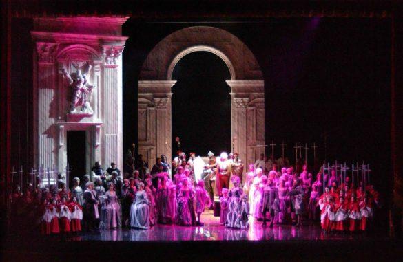 Tosca at Arena di Verona