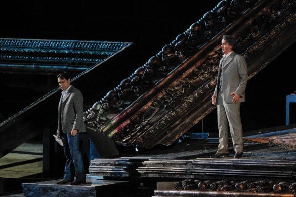 Traviata at the Arena (C) Photo Ennevi