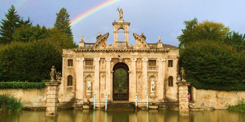 Valsanzi Garden Diana Portal Rainbow
