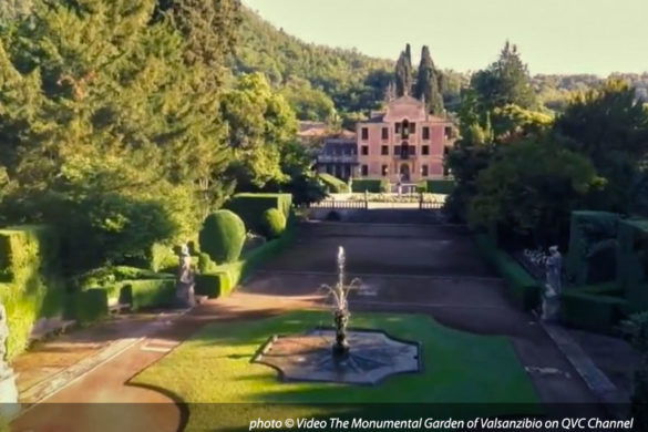 Video The Monumental Garden of Valsanzibio
