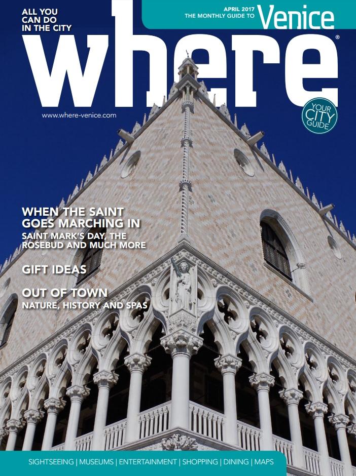 Where Venice Cover April 2017