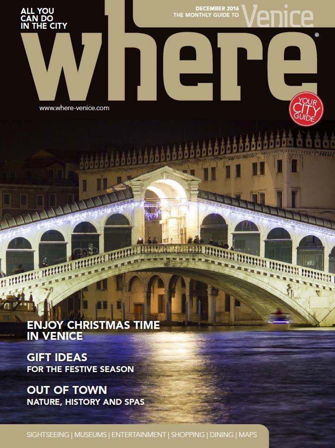 Where Venice, December 2016