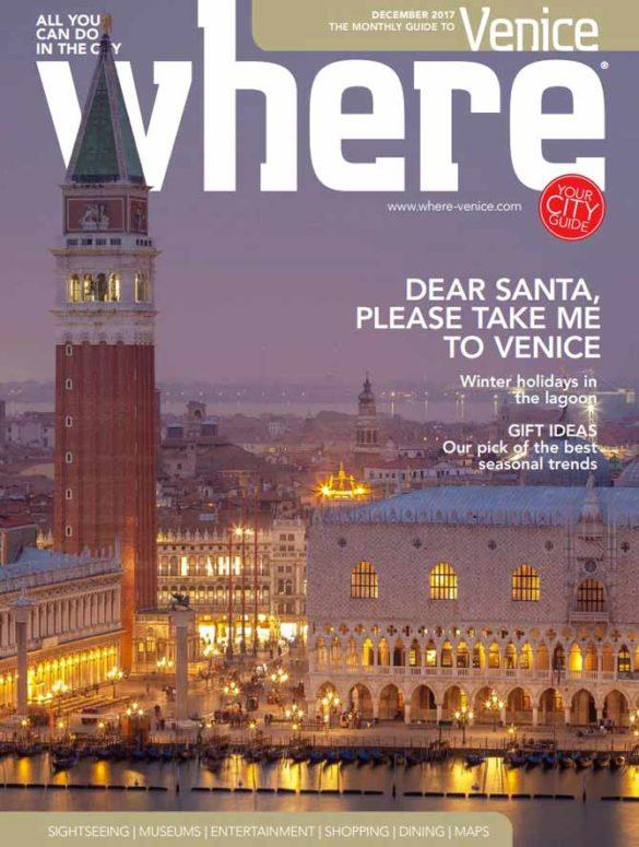 Where Venice Cover December 17Where Venice Cover December 17
