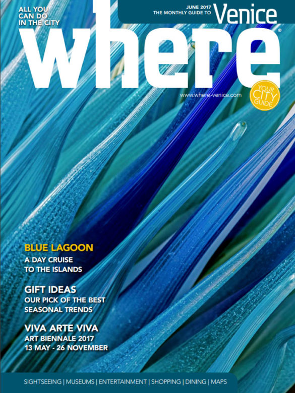 Where Venice Cover June 2017