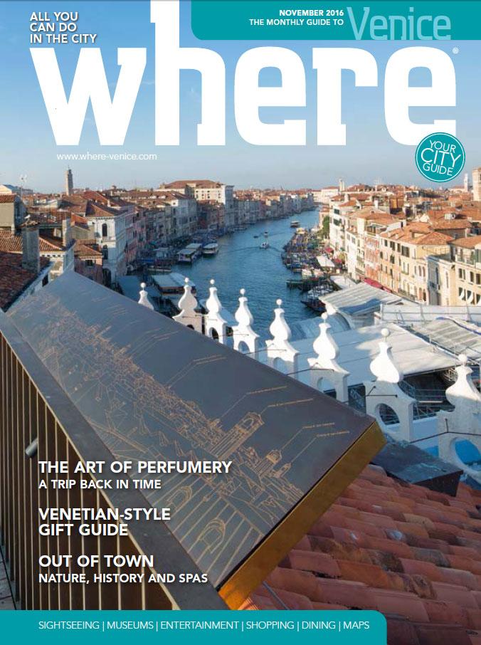 Where Venice November 2016