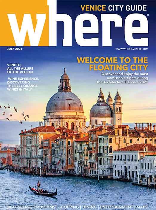 Where Venice n 58 July 2021