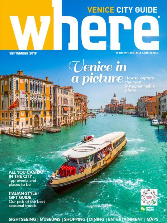 Where Venice n 37 September 2019