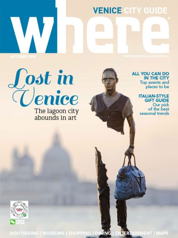 Where Venice n 38 October 2019