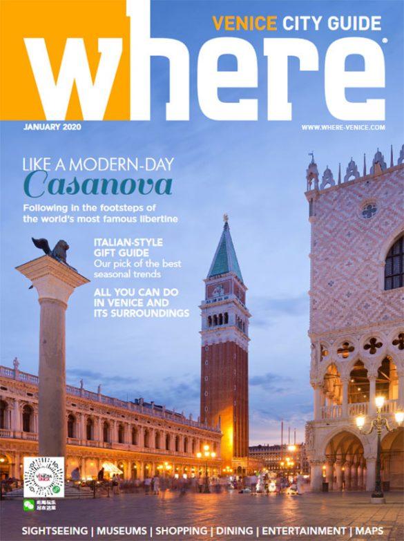 Where Venice n 41 January 2020