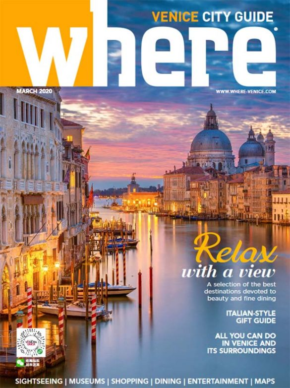Where Venice n 43 March 2020