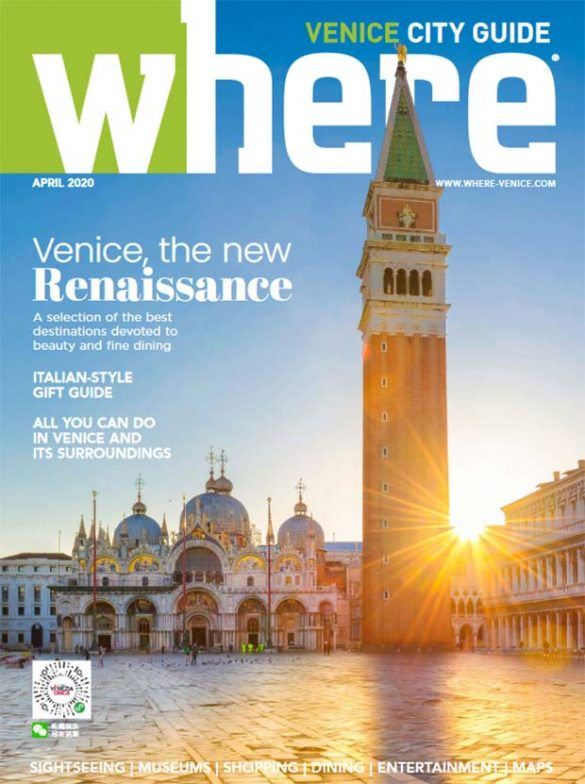 Where Venice n 44 April 2020