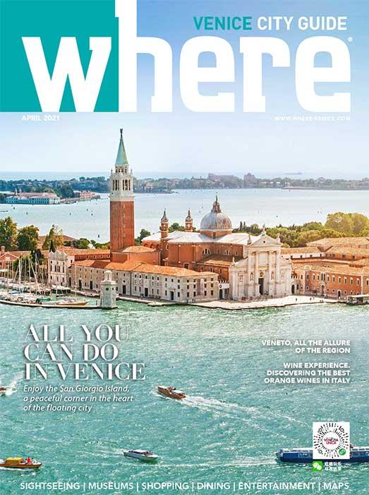 Where Venice n 55 April 2021