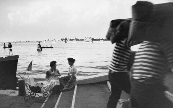 Fondamente Nuove, Venise, 1959 - photo credits Willy Ronis, Ministère de la Culture / Médiathèque de l'architecture et du patrimoine /Dist RMN-GP © Donation Willy Ronis