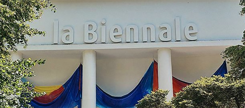 Access to the Biennale