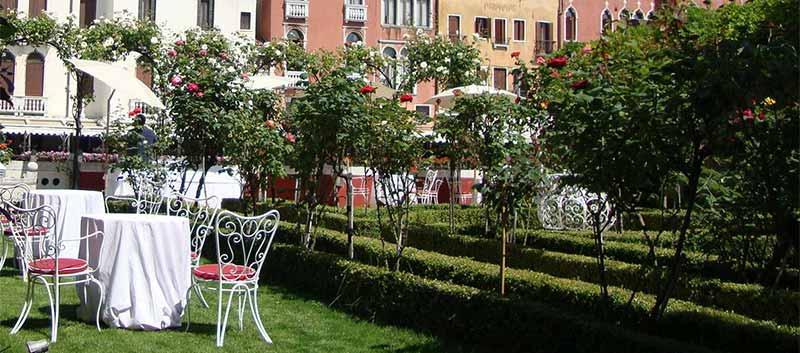 Ca Nigra Italian Garden